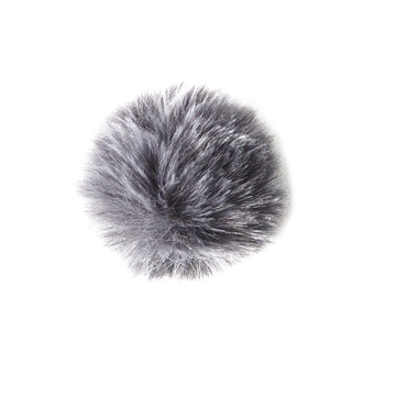Mini Lapel Lavalier Wool Microphone Fur Muff Windscreen Windshield Furry Cover Recorder Bee Foam Grille Outside Conference Soft Comfortable for Sony Rode Mic 5mm 6mm 10mm 15mm 20mm