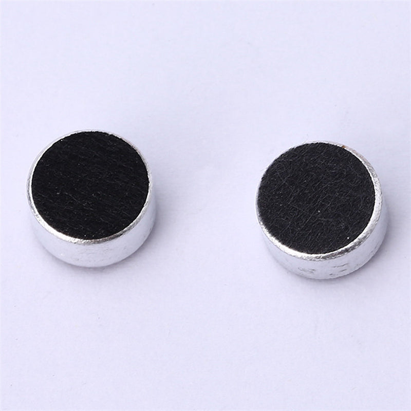 Microphone Capsules Element for Electret Condenser Phone Mic Stereo Grille Head ZZ-3B-X