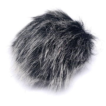Microphone Muff Mic Windshield Furry Fur Wind Windscreen Cover for Rode VideoMicro VideoMic Mcoplus