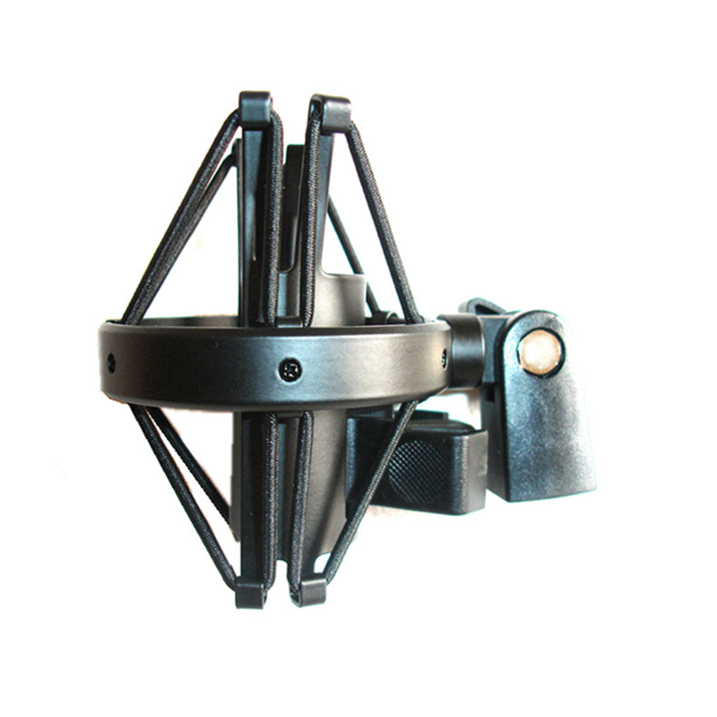 Microphone Shock Mount Holder for Pr20 Pr22 0623-je131 My-420 AT8410a 4200623-je1 SM-1 Symmetrical Condenser Handheld Dynamic Suspension