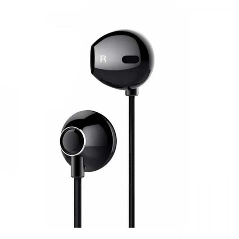 Encok H066D Stereo In-ear Earphone Headphones Wired Control Bass Sound Earbuds for iPhone Xiaomi Huawei 3.5mm Type c Earphones
