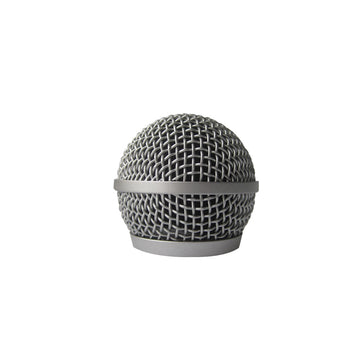 Replacement Microphone Ball Head Mesh Grille for PG58 PGX2 PG48 Screen KTV Handheld DIY Mic