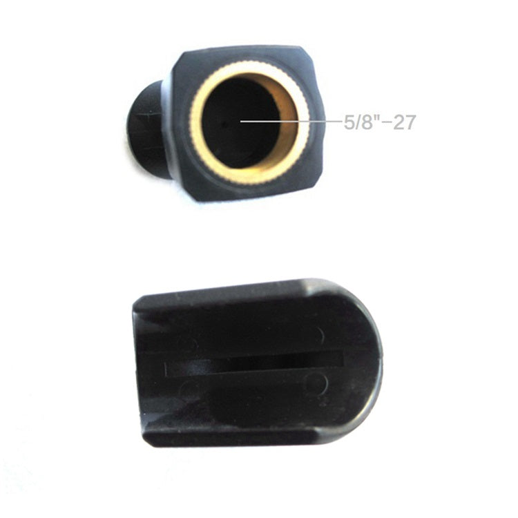 Clip Holder for Pencil Tube Microphone 20mm 4/5