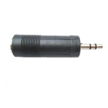 Adapter Stereo 3.5mm Mini Jack to 6.3mm 1/4