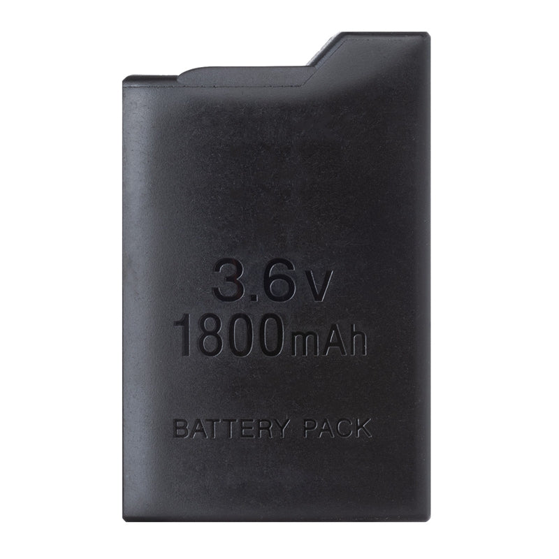 PSP-110 1800mAh 3.6V Lithium Ion Rechargeable Battery Pack Replacement for Sony PSP 1000 Console