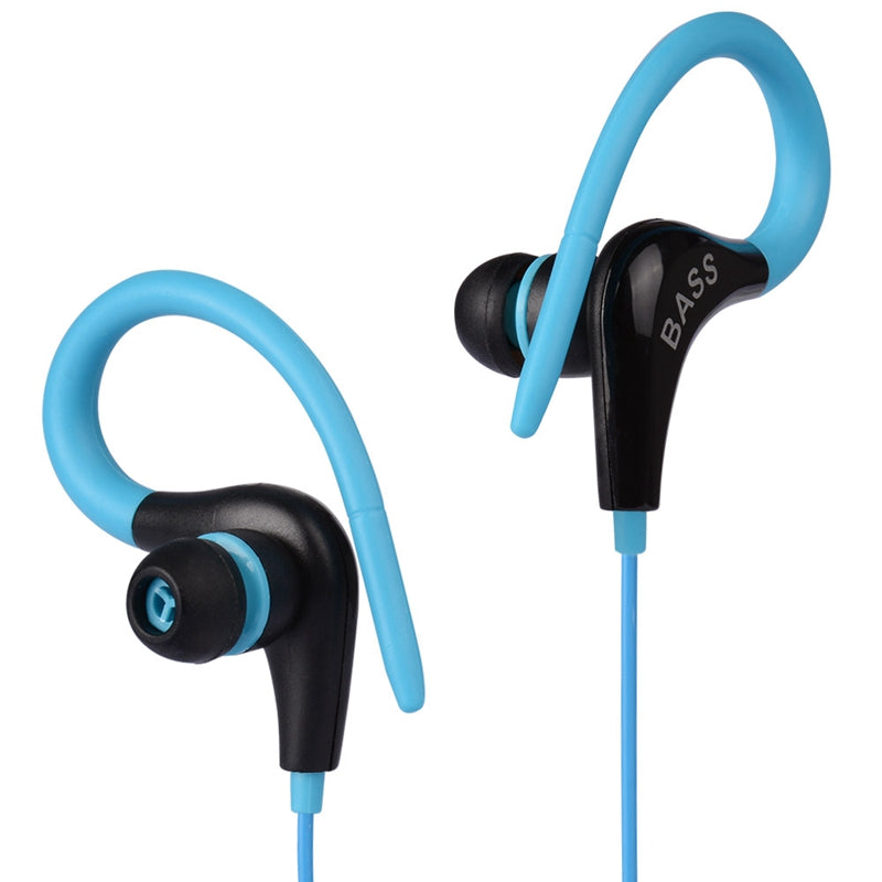 PTM S13 Bass Earphones Hot Sale Ear Hook Sport Running Headphones for Phone Xiaomi iPhone Samsung IOS Android Headset