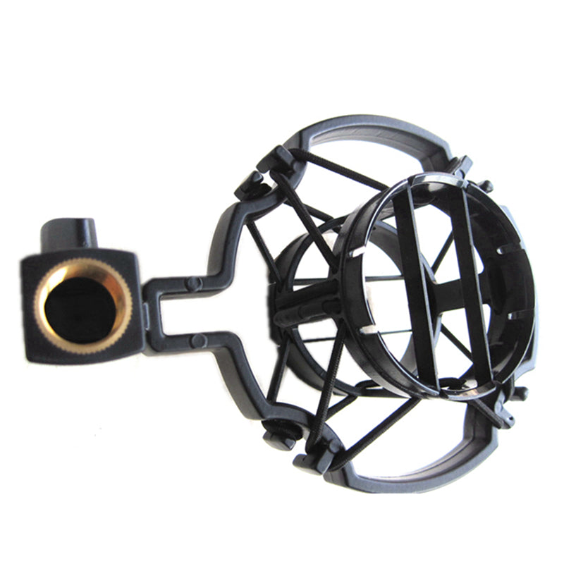 Microphone Shock Mount for Spider Large Diaphragm Condenser Holder Clip Clamp MA304 SHM-2 44-48mm
