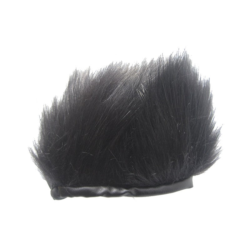Microphone Fur Windscreen for ZOOM H5 H6 Recorder Handy Interview Muff Pro