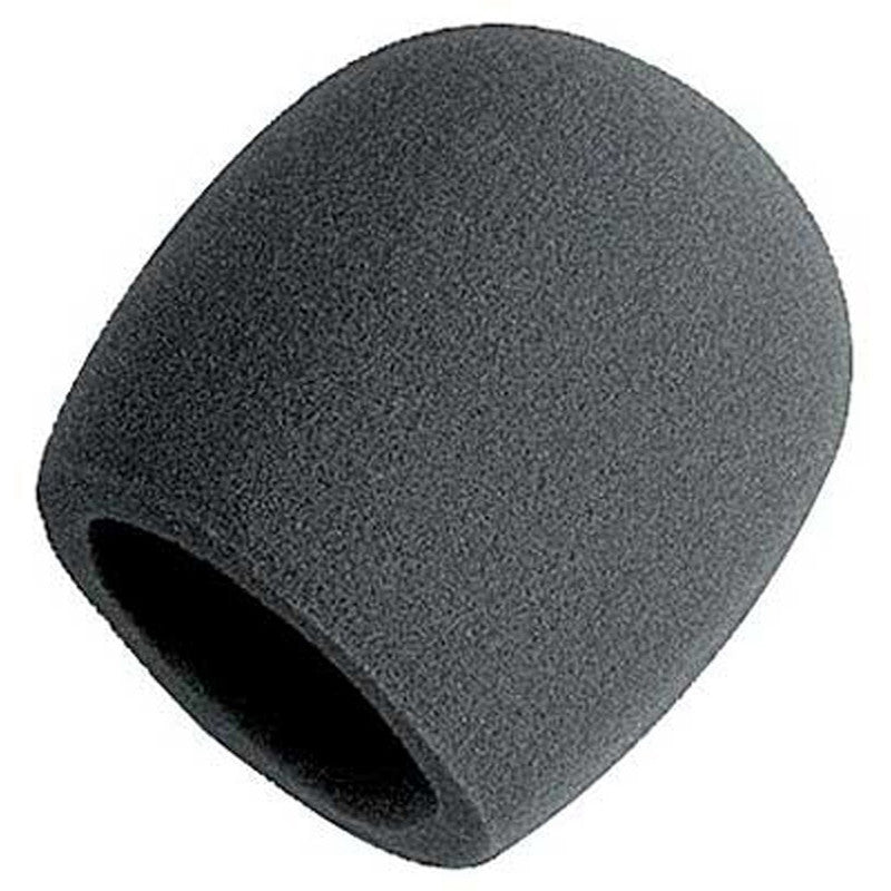 Foam Cover for Condenser Microphone Windscreen Sponge Mask Wind Shield Broadcasting Recording Big