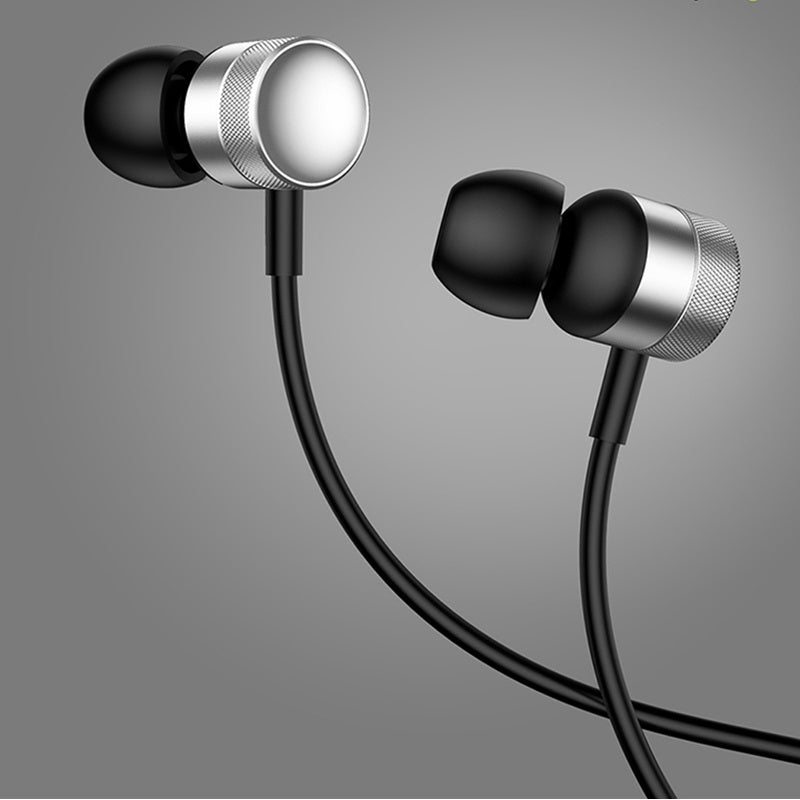 H04 Bass Sound Earphone In-Ear Sport Earphones with mic for xiaomi iPhone Samsung Headset MP3