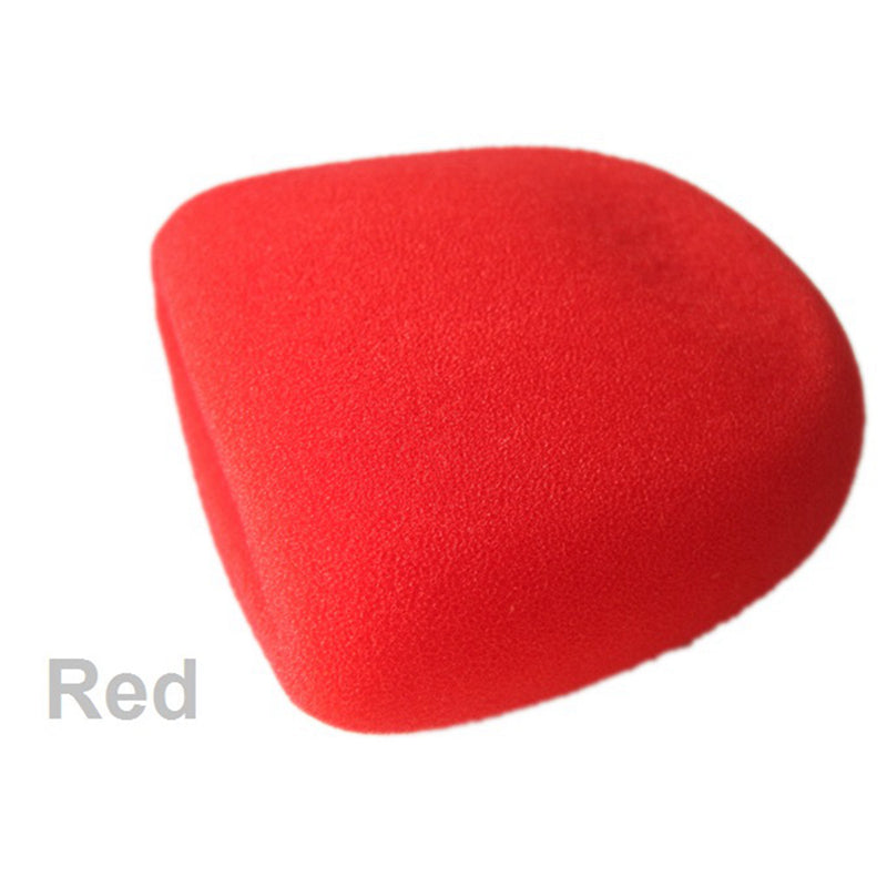 Multicolor Windscreen Foam Dynamic for Microphone Wind shield Colorful Grille Cover Sponge