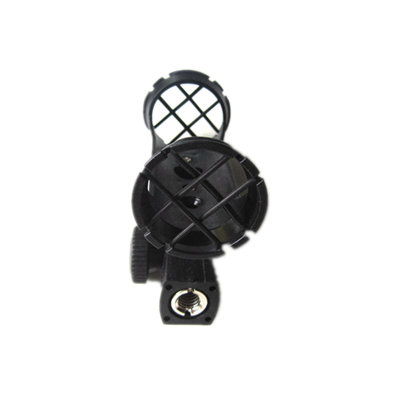 HM40 Suspension Shock Mount Clip Clamp Holder for Pencil X-series Shotgun Microphone 12-30mm