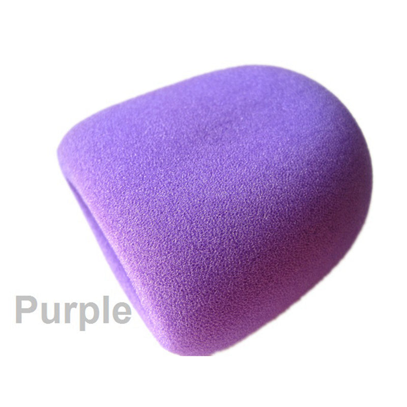 Multicolor Microphone Windscreen Foam Grille Cover Sponge Audio KTV Universal