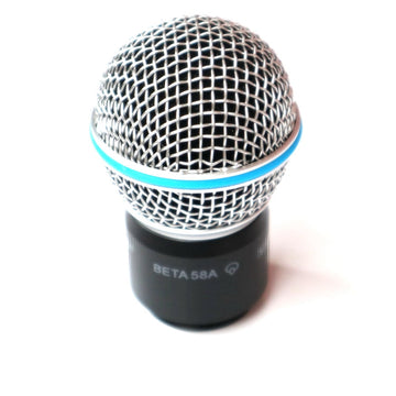 Replacement Ball Head Mesh Microphone Grille with Capsule for BETA58A OEM