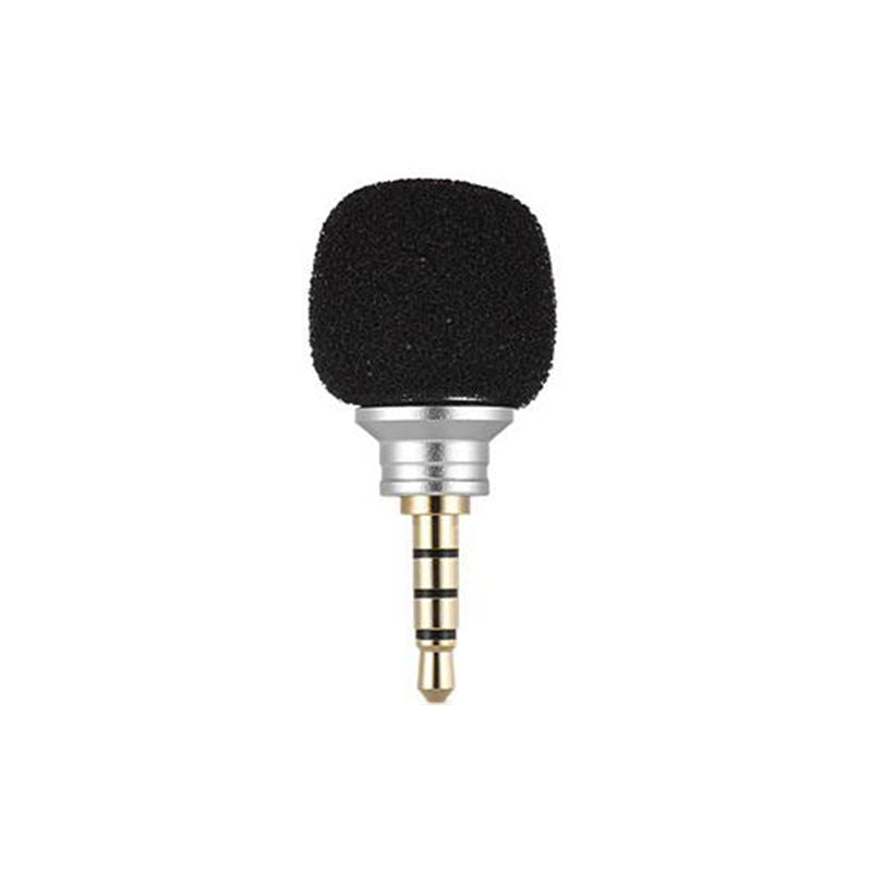 Cellphone Smartphone Portable Mini Omni-Directional Microphone Phone 610A for Recorder for iPhone 5 6 Samsung Huawei
