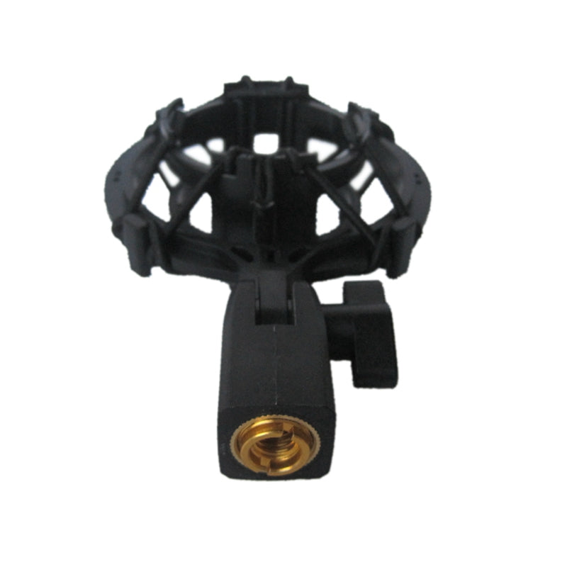 Microphone Shock Mount for AT2020/2035/2050/ATR2500 USB Spider Clip Holder Stands Mount