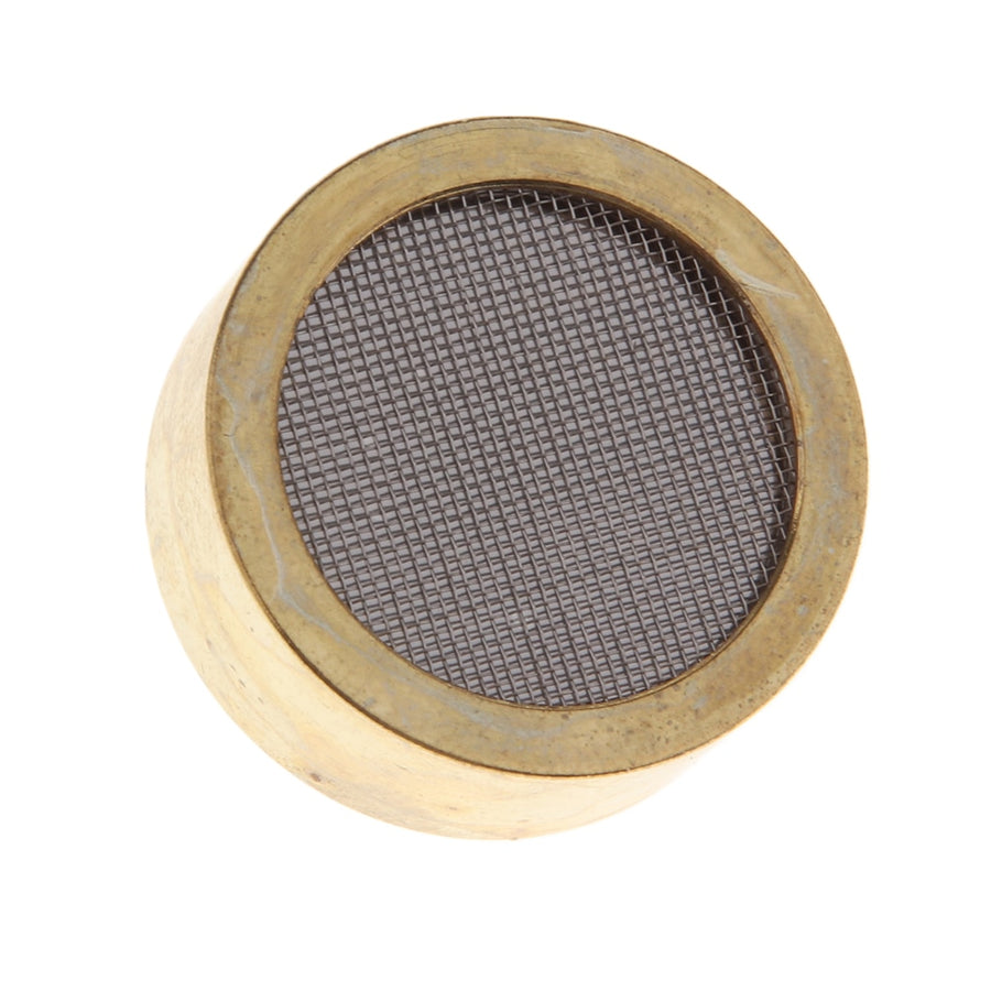 Professional Aluminum Alloy Condenser Microphone Cartridge Capsule Element Large Diaphragm Mic Electric Instrument Parts Golden Replacement