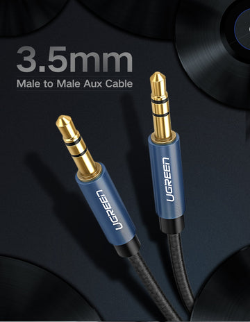 3.5mm Speaker Line Jack 3.5 Audio Cable Aux Cable for iPhone 6 Samsung Galaxy S8 Car Headphone Xiaomi Redmi 4x