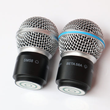 Replacement Cartridge Microphone Head Capsule for SM58 SM58S SM58LC BETA58 BETA58A PGX24 SLX24 Wireless Microphone
