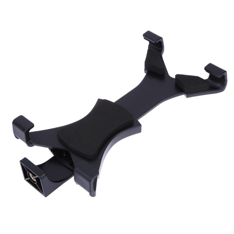 Universal Tablet Tripod Mount Clamp Tripod Mount Holder Bracket Clip For iPad Galaxy Phone Clamp with 1/4