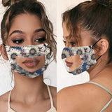 Adult See Through Face Mask | Adult face mask clear | See Through Face Mask | Adult CDC face mask