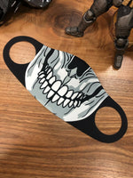 SKULL Face Mask | FUNNY FACE SKULL FACE MASK | Face mask of Skull