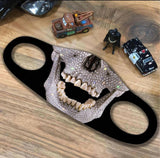 ICY SKULL FACE MASK