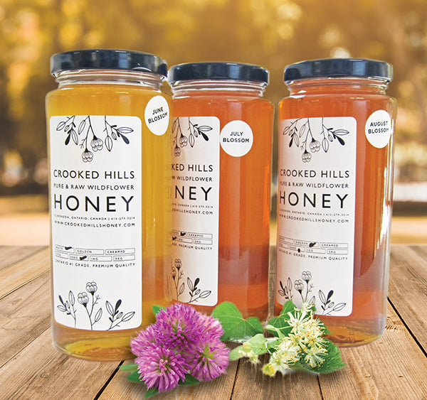 The Seasons of Honey