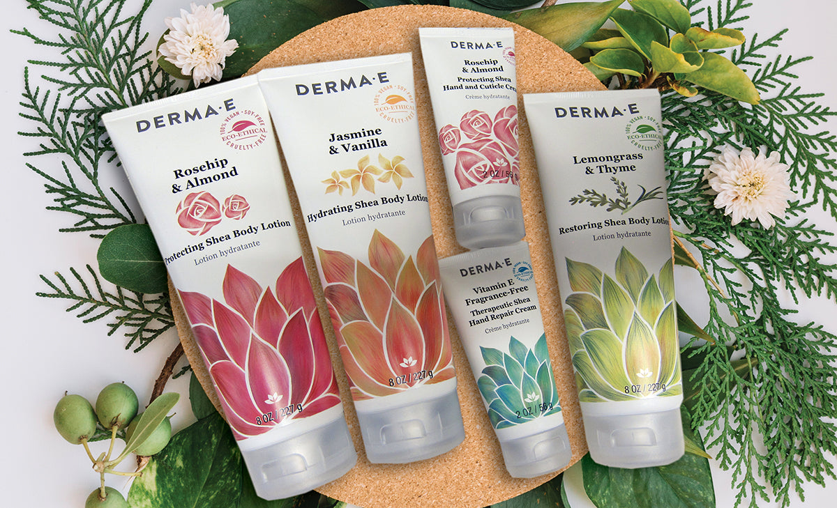 Derma E Natural Beauty