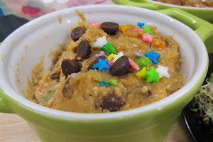 Make it with the kids: Healthy, Edible Cookie Dough