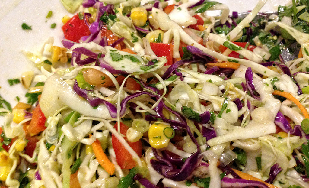 Cathy's Mexican Slaw