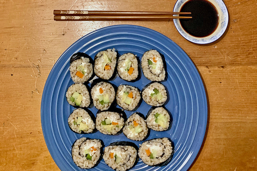 Homemade Sushi: Easier than you think!