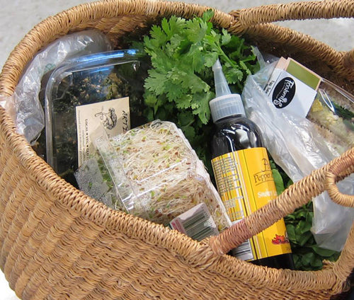 Foodsmiths Customer Basket