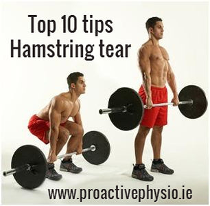 Top 10 Tips for Hamstring Injury