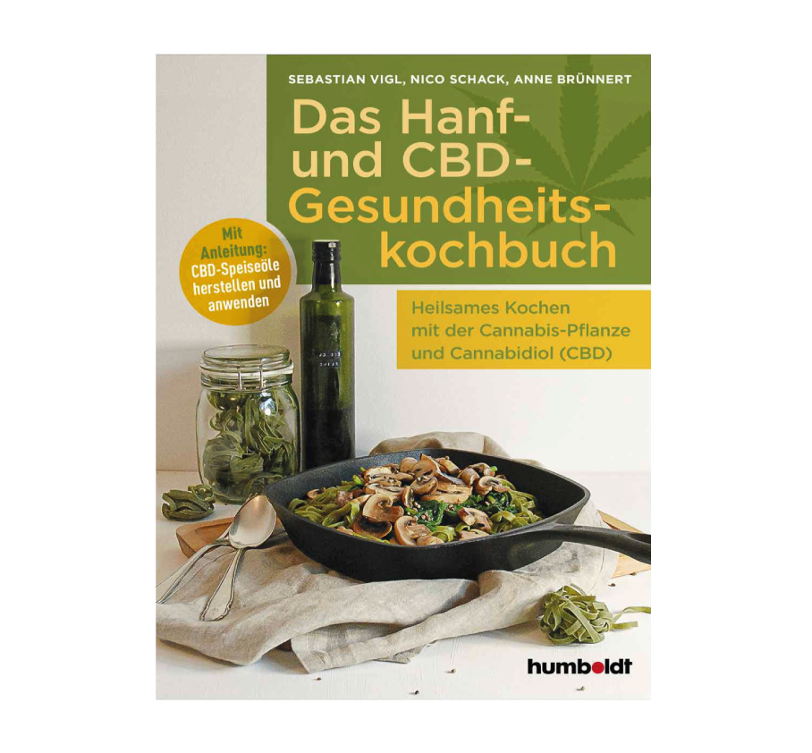 The Hemp and CBD Health Cookbook