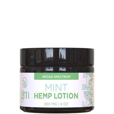 Mint Hemp Moisturizer