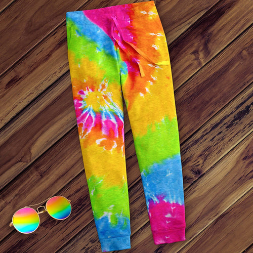 Eternity Hand Dyed Jogger Jogger Colortone M