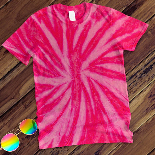 Neon Bubble Gum Hand Dyed Tee T-Shirt Colortone Adult - M