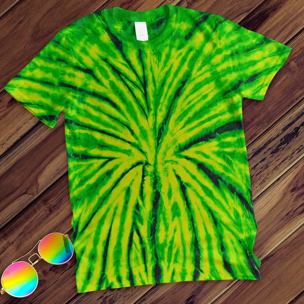 Wild Spider Hand Dyed Tee T-Shirt Colortone Adult - M