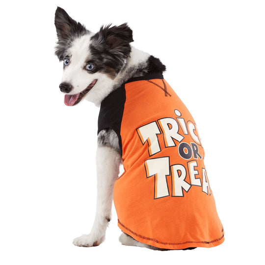 Trick-Or-Treat Pet Tee