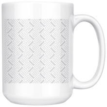 Load image into Gallery viewer, Personalized 15oz Mug - White
