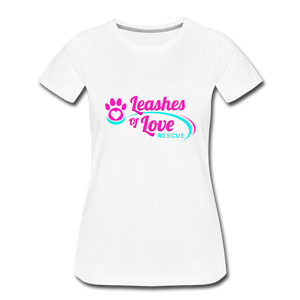 LOLR Women's T-Shirt - white