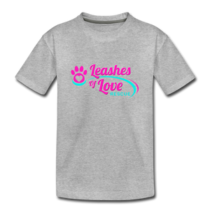 LOLR Toddler T-Shirt - heather gray
