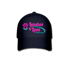 Load image into Gallery viewer, LOLR Hat - navy