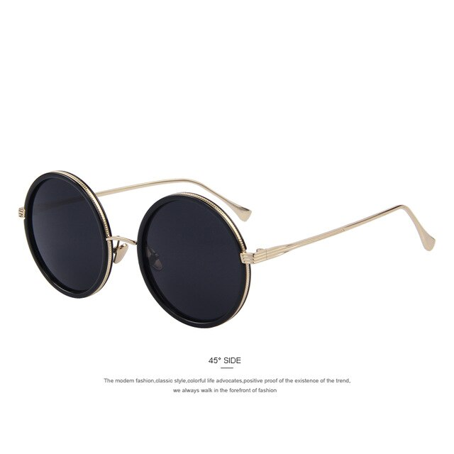 Fashion Round Sunglasses
