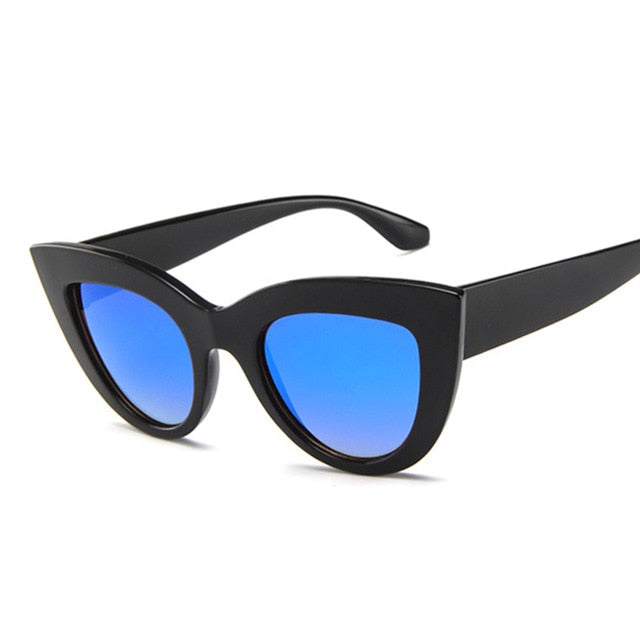 New Retro Fashion Sunglasses  Vintage Cat Eye
