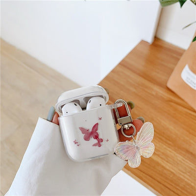Cover Cartoon Earphone Case