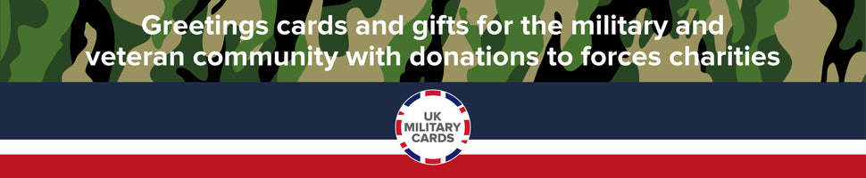 UK Military Cards & Gifts