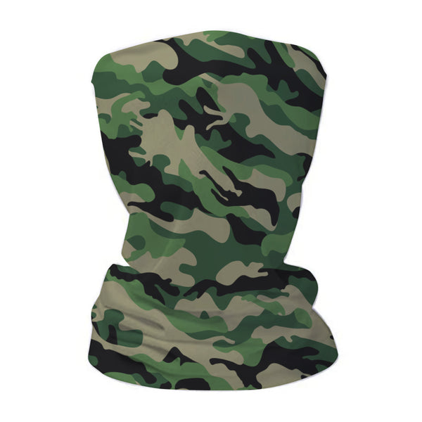 Army Camouflage Military Snood Face Mask Covering