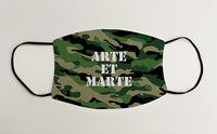 Arte et Marte Army Military Face Mask Covering
